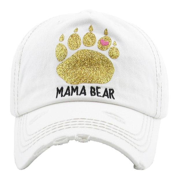 Mama Bear Hat - Fruit of the Vine