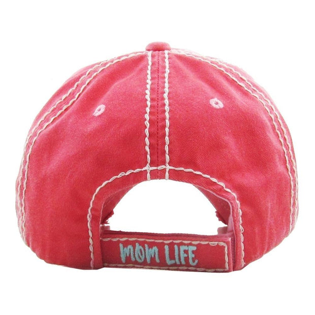 Mom 24:7 Hat - Fruit of the Vine