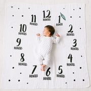 Watch Me Grow Baby Photo Blanket - Fruit of the Vine