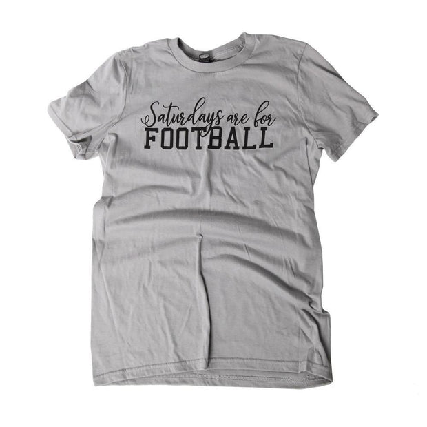 Saturdays are for Football Graphic Tee