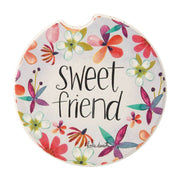 Sweet Friend Car Coaster - Fruit of the Vine