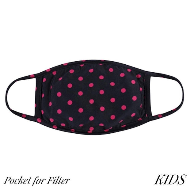 Kids Masks with Filter Pocket - Fruit of the Vine