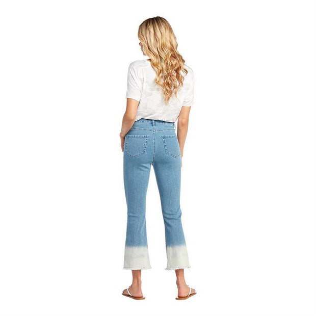 Ombre Lottie Flare Jeans | Mud Pie