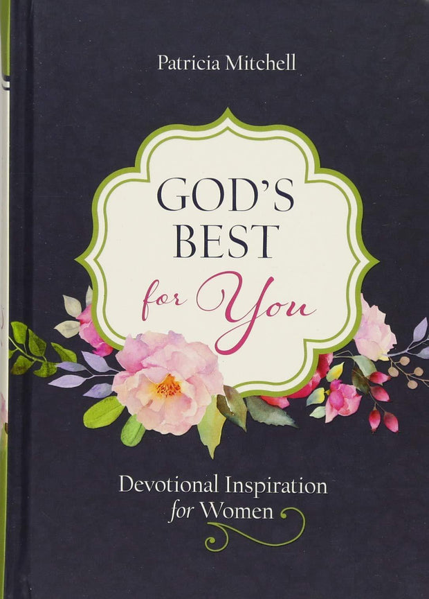 God's Best for You: Devotional Inspiration for Women Hardcover