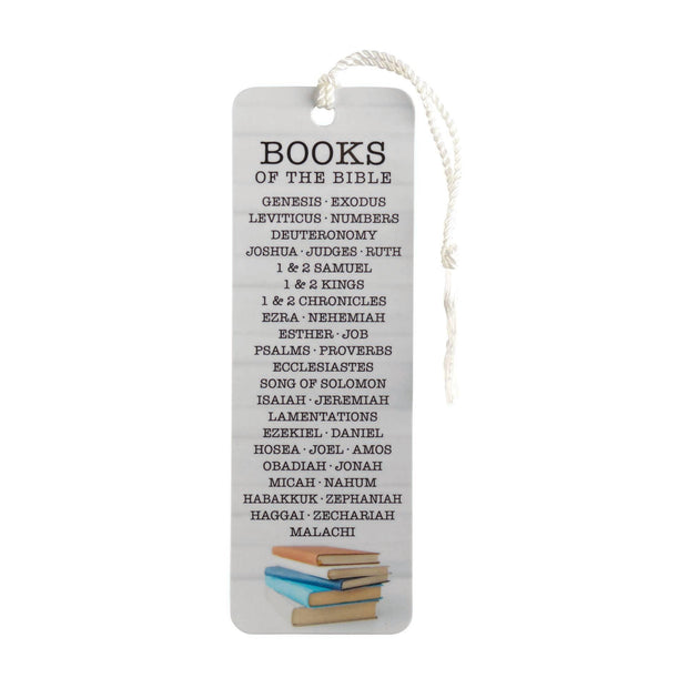Books Of The Bible Tassel Bookmark | Fruit of the Vine Boutique