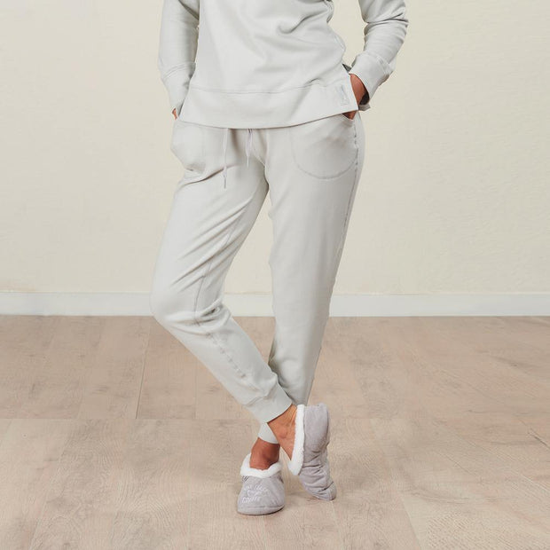 Faceplant Bamboo® Frida Jogger Pant in Fog