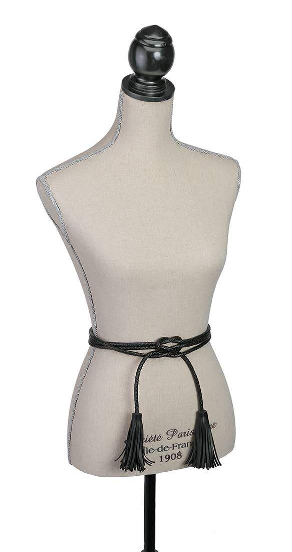 Tassel Wrap Belt - Fruit of the Vine