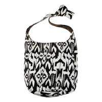 Ikat Pattern Boho Bag - Fruit of the Vine