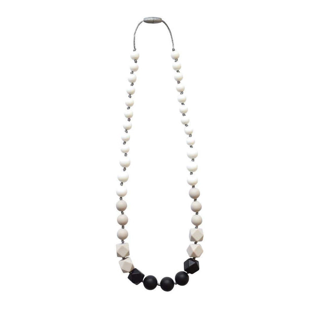 City Pearl Teething Necklace