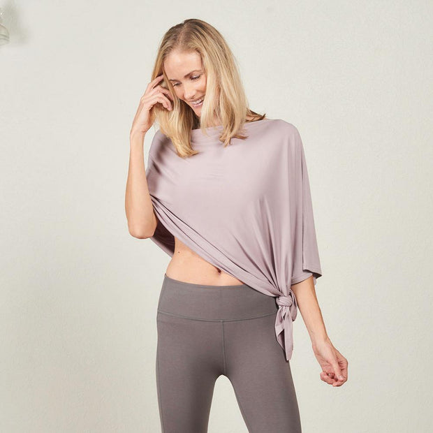 Faceplant Dreams® Voyageur Wrap in Lavender Dusk | Fruit of the Vine Boutique