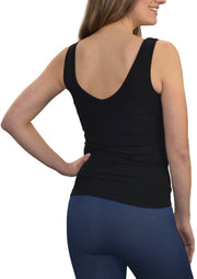 NEW Built-in-Bra Reversible Camis