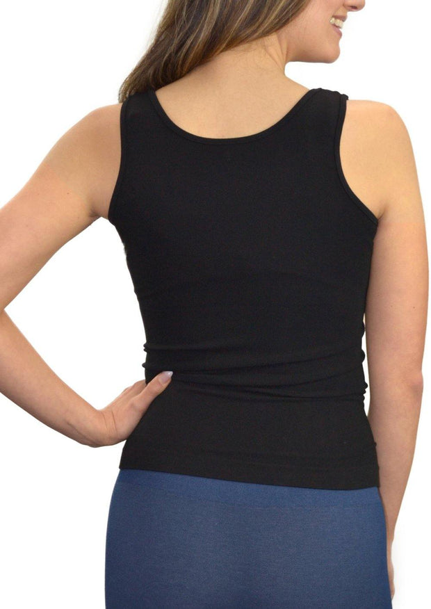 High Neck Reversible Camis