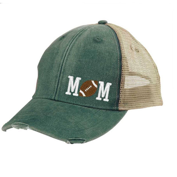 Football Mom Hat | Fruit of the Vine Boutique