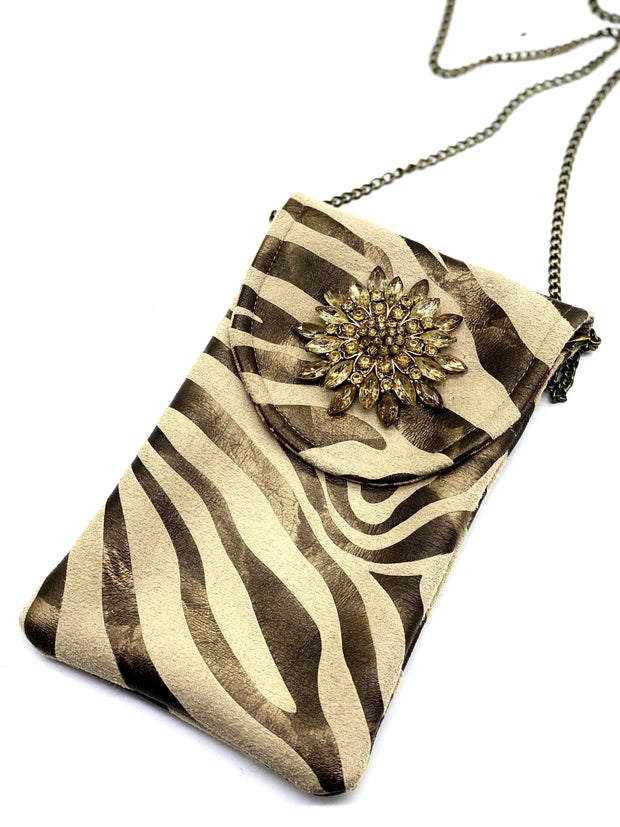 Gypsy South Cell Phone Bag | Fruit of the Vine Boutique