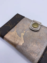 Repurposed 'Her Darling' Wallet | Fruit of the Vine Boutique