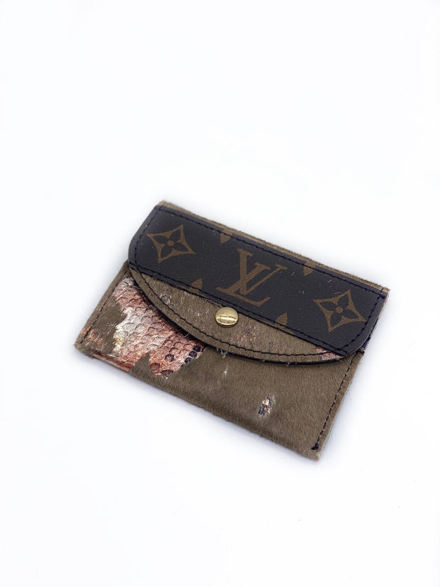 Louis Vuitton Snap Card Holders