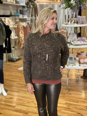 Bronze Coated Pants | Molly Bracken