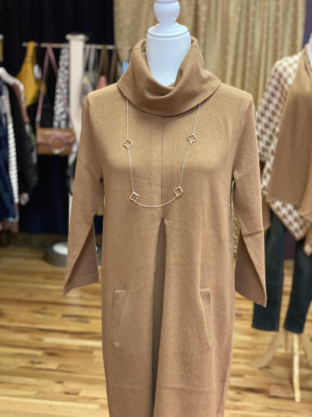 Kim Cotton & Cashmere Dress | Tyler Böe
