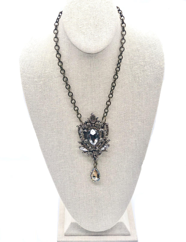 Gypsy South Rhinestone Necklaces