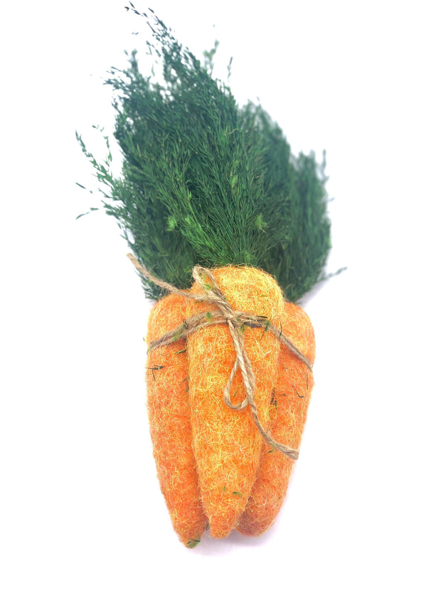 Carrot Bunch | Fruit of the Vine Boutique