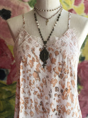 Mystree Blush Mix Cami