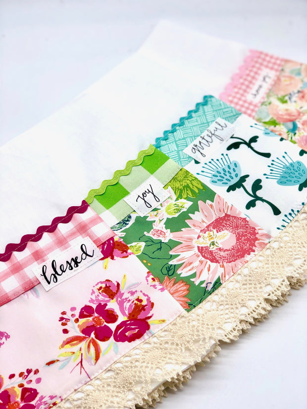 Inspirational Linen Guest Towels