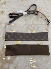 Repurposed LV Sweet Emotion Crossbody Bag