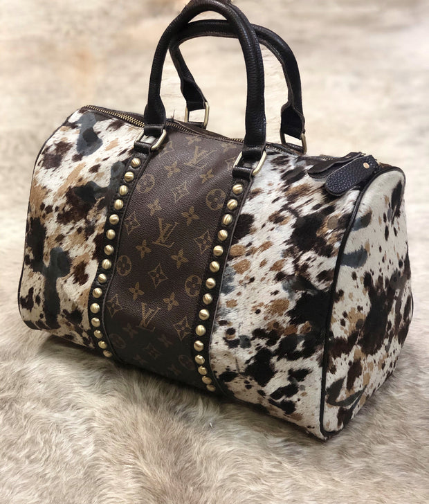 Calico Louis Vuitton Speedy - Fruit of the Vine