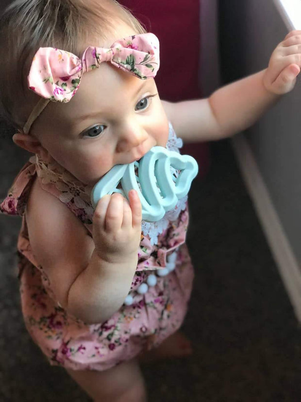 Ice Cream Silicone Teether