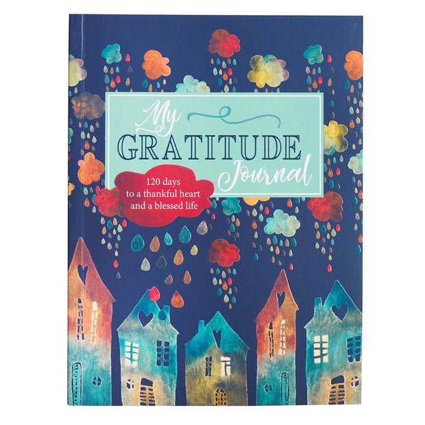 My Gratitude Journal - Fruit of the Vine