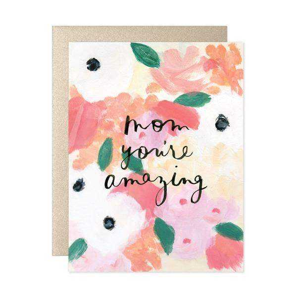 Mom You're Amazing Card - Fruit of the Vine