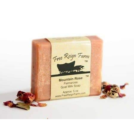 Mountain Rose Goat Milk Soap
