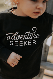 Adventure Seeker Toddler Tee - Saved by Grace Co. - Fruit of the Vine
