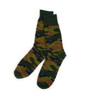 Camo Socks | Fruit of the Vine Boutique