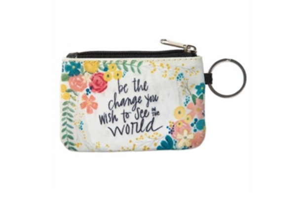 Inspirational ID Wallet Keychains | Fruit of the Vine Boutique