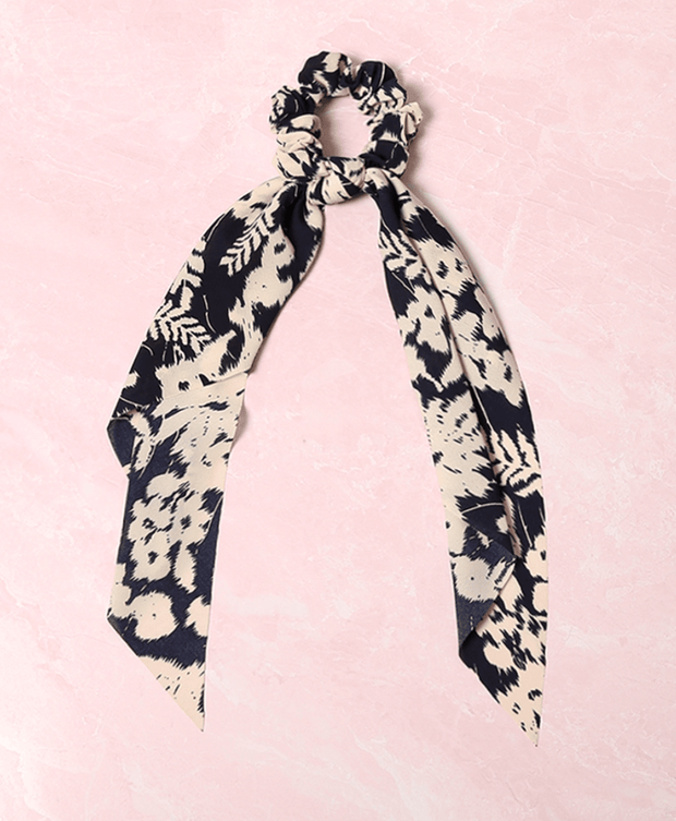 Floral Print Hair Scarves - Fruit of the Vine