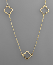 Clover Links Necklaces