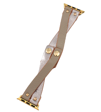 Crisscross Watch Band 42/44MM | Fruit of the Vine Boutique