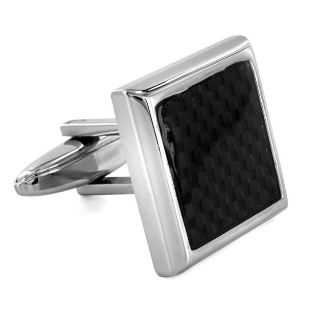 Crucible Stainless Steel Cufflinks - Fruit of the Vine
