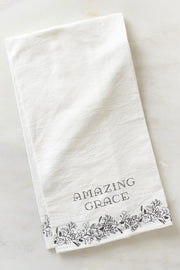 Amazing Grace Tea Towel - Fruit of the Vine