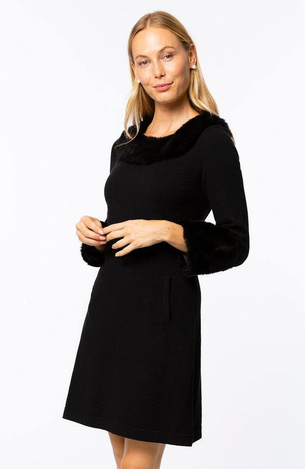 Chelsea Cotton & Cashmere Dress | Tyler Böe