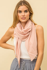 Mystree Blush Scarf - Fruit of the Vine