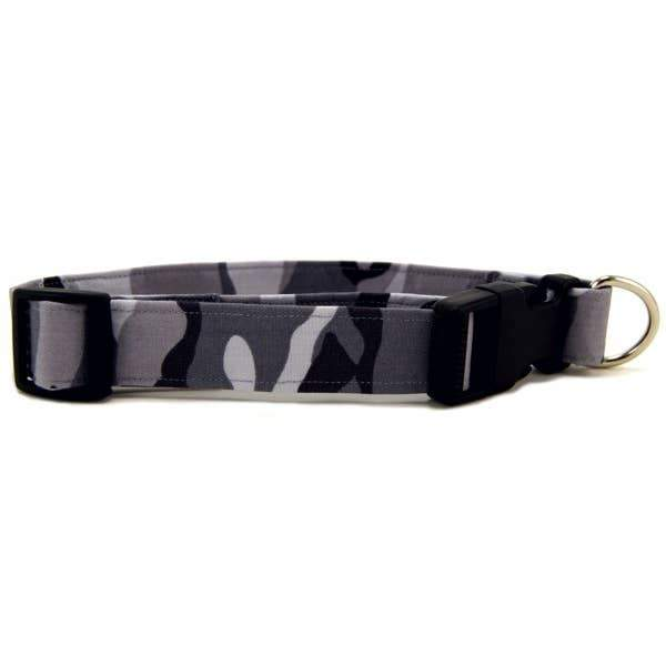 Urban Camo Dog Collar - Fruit of the Vine