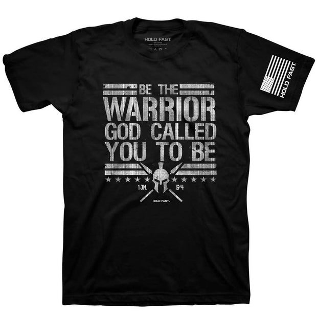 Warrior 1 John 5:4 T-shirt - Fruit of the Vine