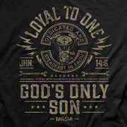 Loyal to One John 14:6 T-Shirt - Fruit of the Vine
