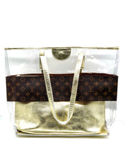 Louis Vuitton Clear Tote Bag - Fruit of the Vine