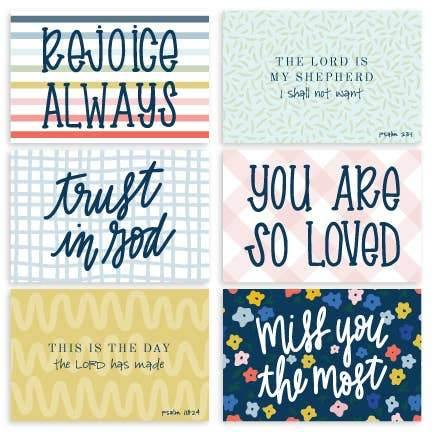 Encouraging Postcards | Fruit of the Vine Boutique