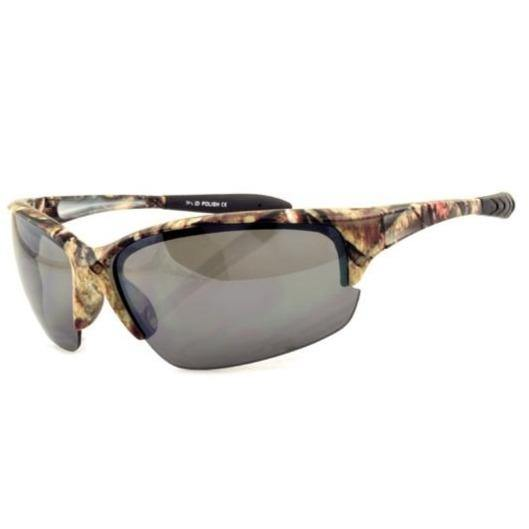 Camo Sporty Sunglasses