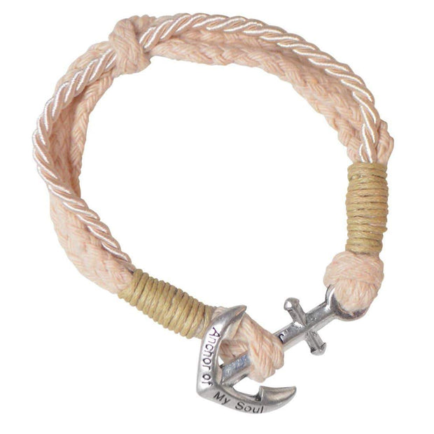 Anchor of My Soul Bracelets - Fruit of the Vine