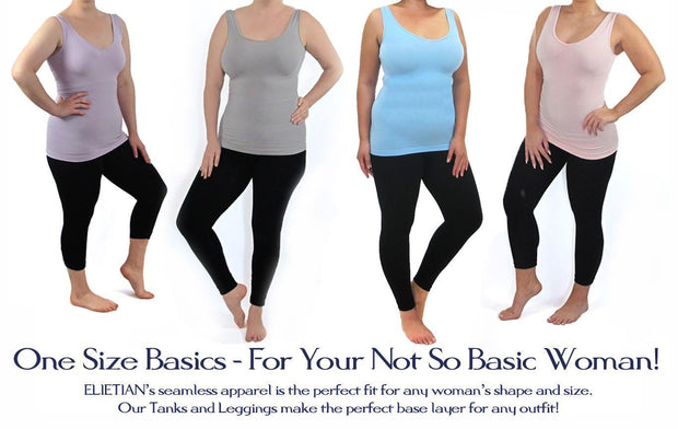 Reversible Camis (Regular & Curvy Sizes)